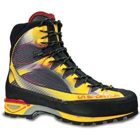 La Sportiva Trango Cube GTX Shoes Herre yellow/black